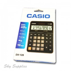 Casio DX-12B Calculator
