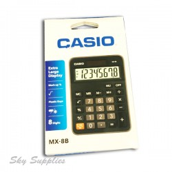Casio Mx-8B Calculator