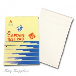 Captain Test Pad A4