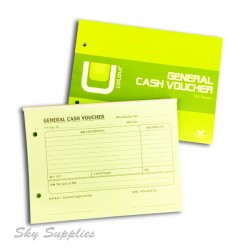 Unicorn General Cash Voucher