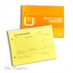 Unicorn Petty Cash Voucher