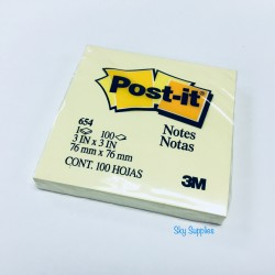 3M Post-it Notes 76mmx76mm