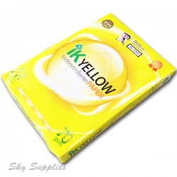 IK Yellow Paper A4 70gsm