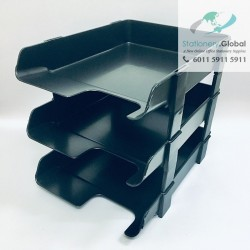 East-File Document Tray 3 Tiers