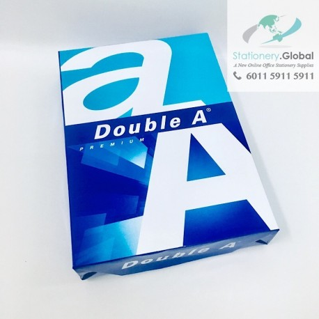 Double A Paper A4 80 gsm