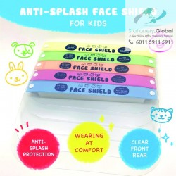 Kids Anti-Splash Face Shield