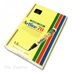 Artline 70 Marker Pen 12pcs
