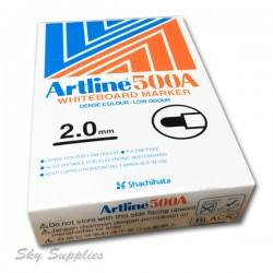 Artline 500A Marker Pen 12pcs